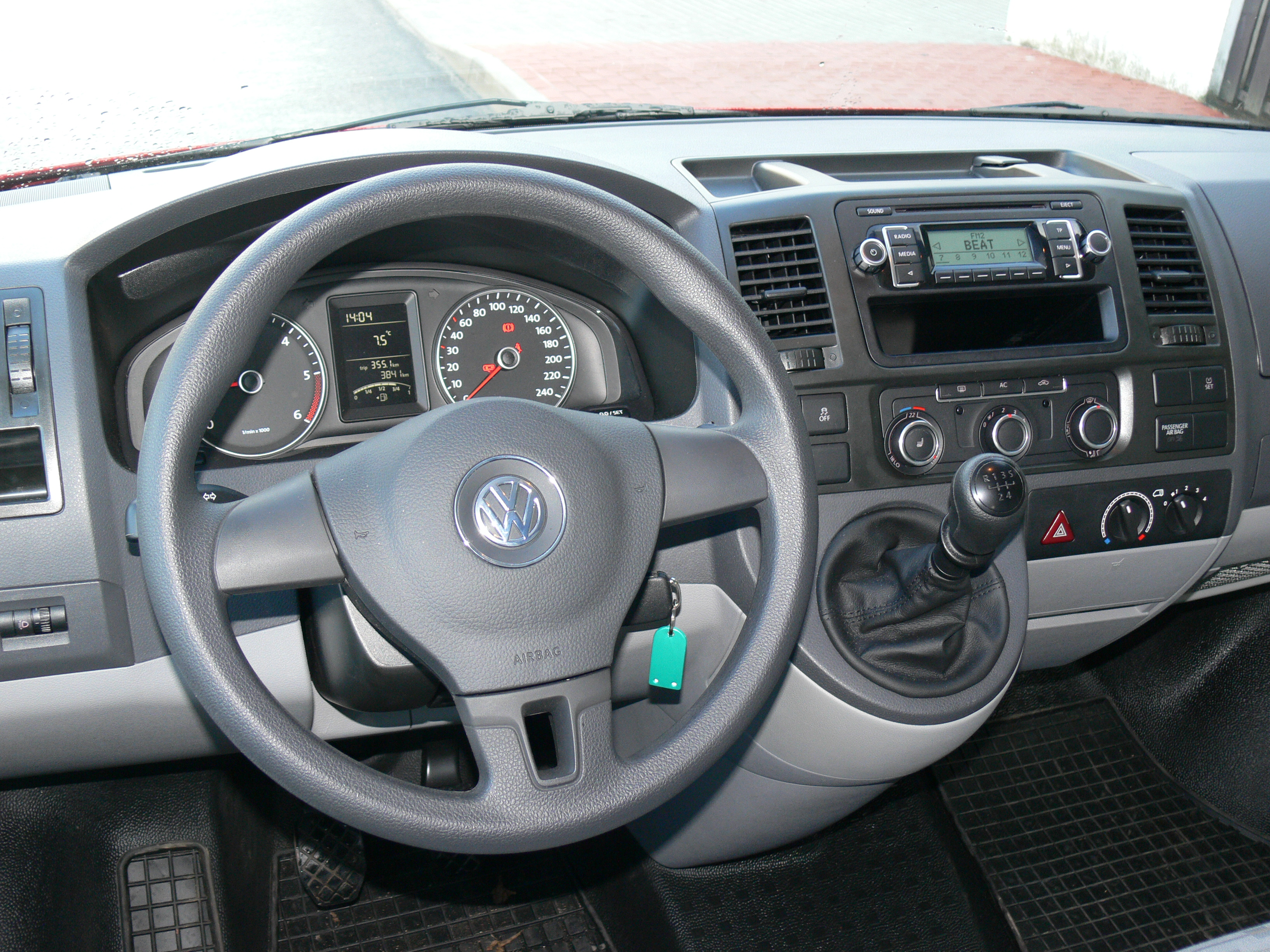 VW Transporter T5 - legenda mládne